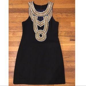 Lilly Pulitzer Sample Size 4 Black Shift Dress